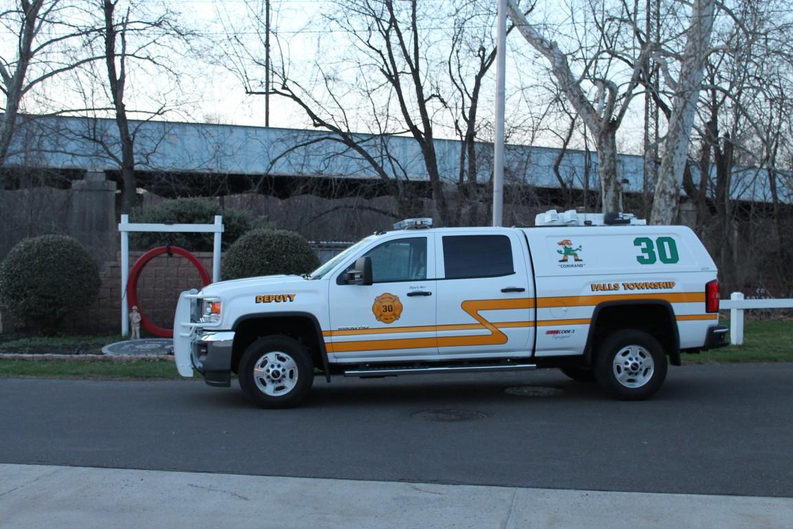 Deputy Chief Vehicle